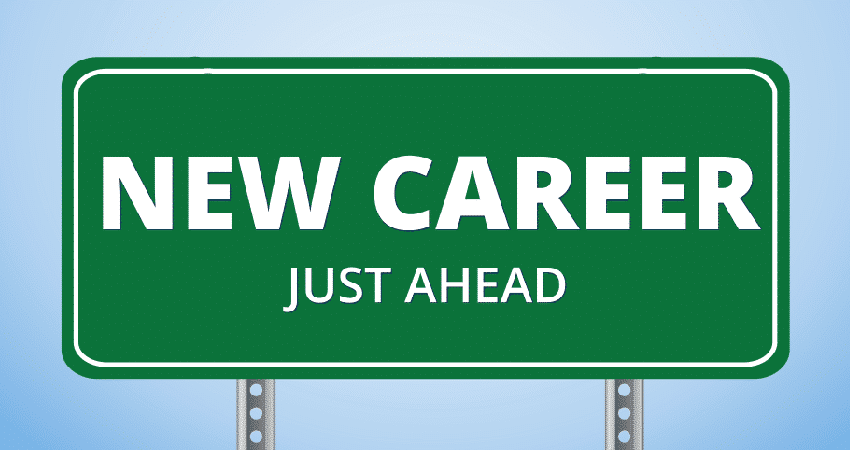 A new career …   It's all about Project Management....